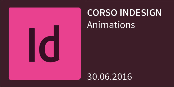 InDesign-Animations