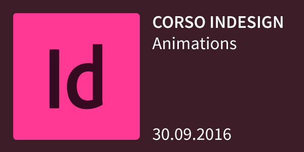 Indesign Animations