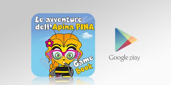 Apina Pina Game Book