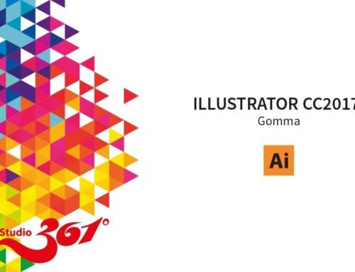 ILLUSTRATOR CC2017: Gomma