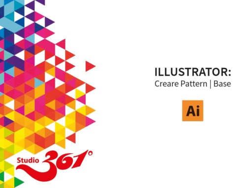 ILLUSTRATOR: Creare Pattern