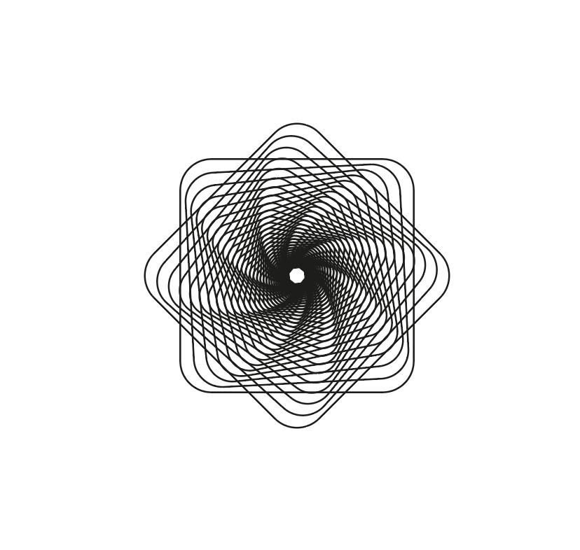 Creare Disegni Geometrici Con Le Linee In Illustrator Studio361