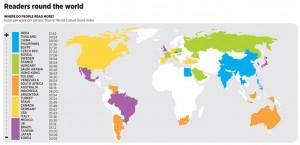 Paesi leggono di piu