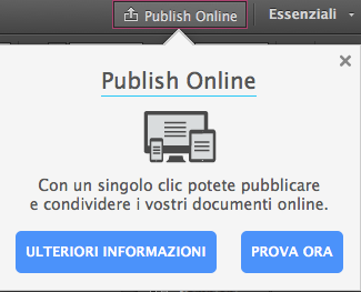 Publish Online