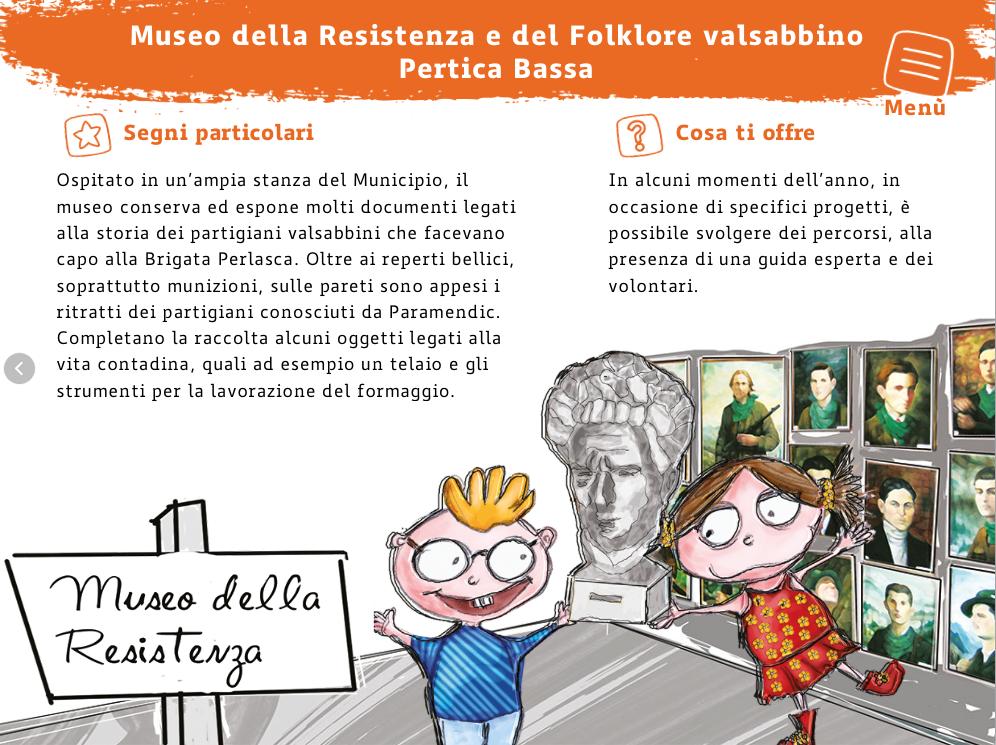 che sistema di musei folklore