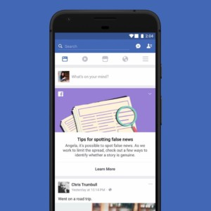 facebook-fake news