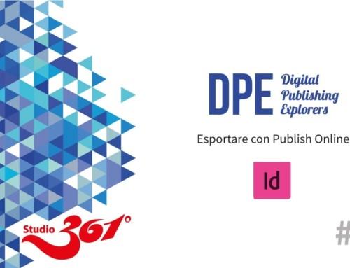Esportare con Publish Online