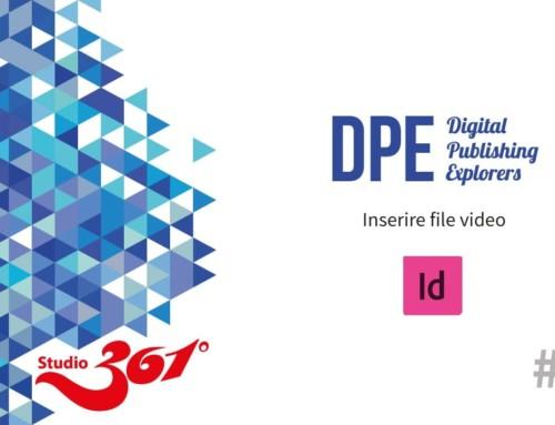 Inserire file video
