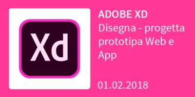 Corso Adobe XD