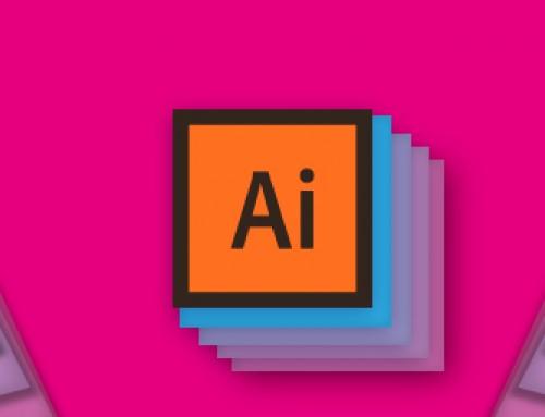 Ricreare l'effetto testo che sfoglia in Illustrator
