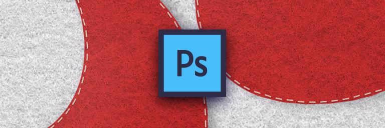 Free kit per effetto feltro con Photoshop - studio361