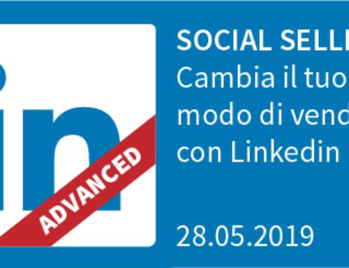 Social selling, cambia il tuo modo di vendere con LinkedIn