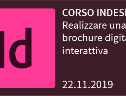 Come realizzare una Brochure interattiva con Adobe InDesign