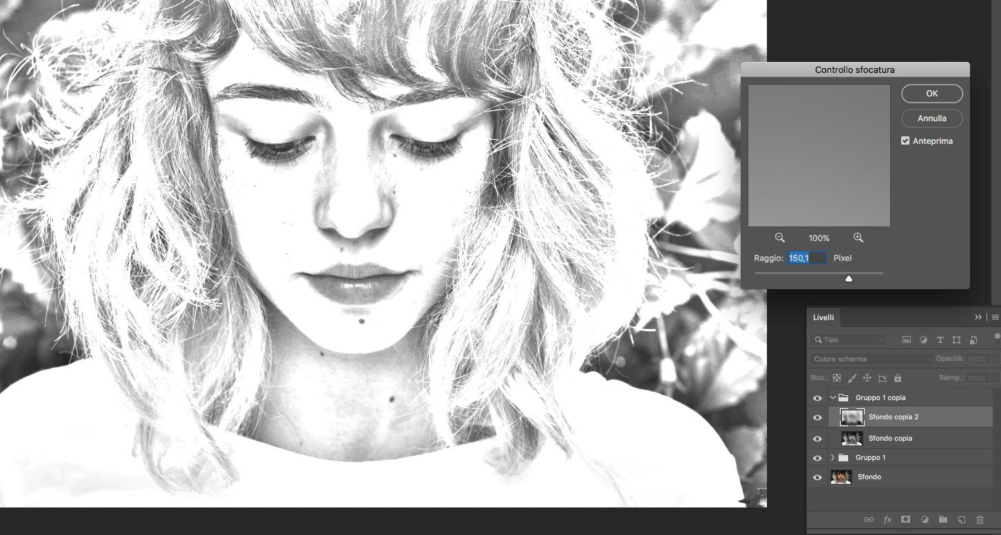 Trasformare Una Fotografia In Disegno Con Photoshop Studio361