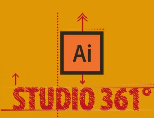 Creare una scritta con l'effetto scarabocchio con Illustrator