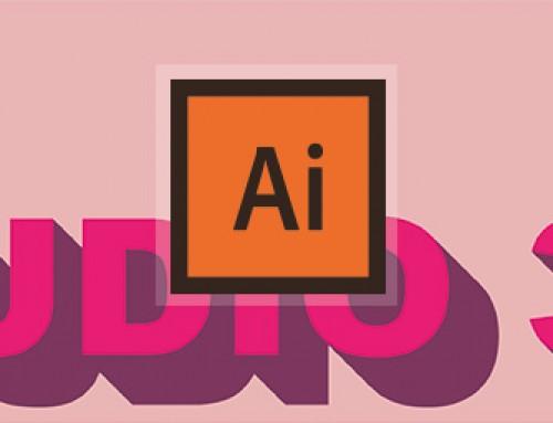 Creare le scritte con ombre 3D su Illustrator