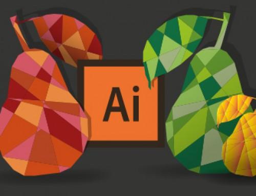 Creare un oggetto con l'effetto cubista in Illustrator