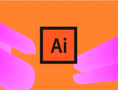 Utilizzare le fusioni di Illustrator con il testo