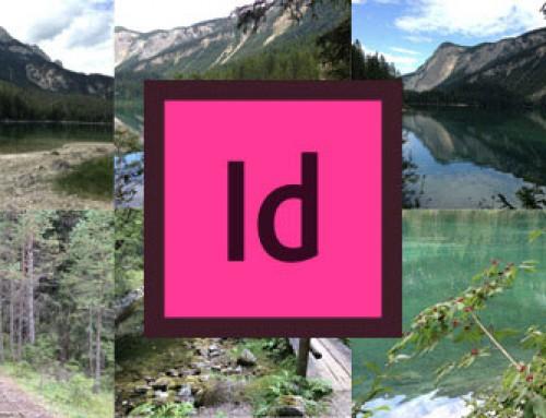 InDesign: Impaginare immagini in griglia con 1 click