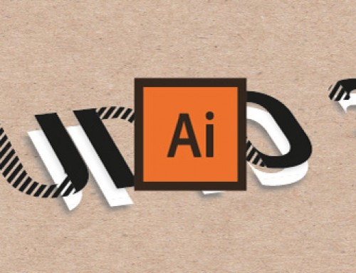 Come creare un font di design con Illustrator
