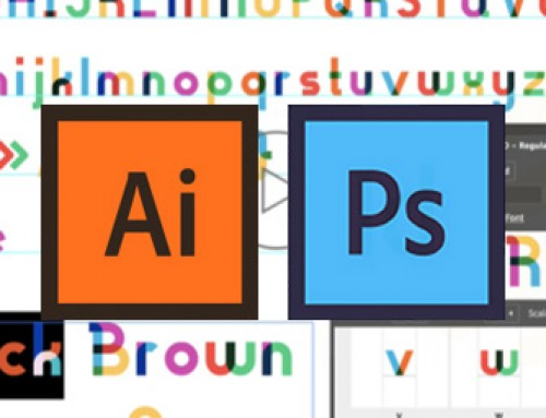 Utilizzare i Font multicolor in Illustrator CC 2018