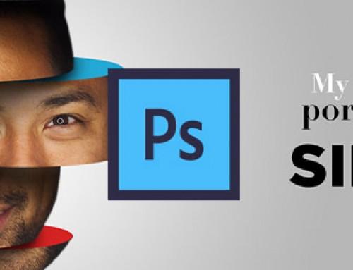 """Effetto volto """"affettato"""" con Photoshop"""