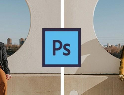 Trasforma le tue foto in statue d'oro con Photoshop