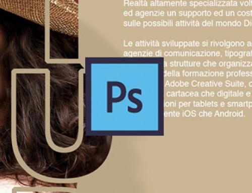 Mascherare un'immagine con il testo in Photoshop