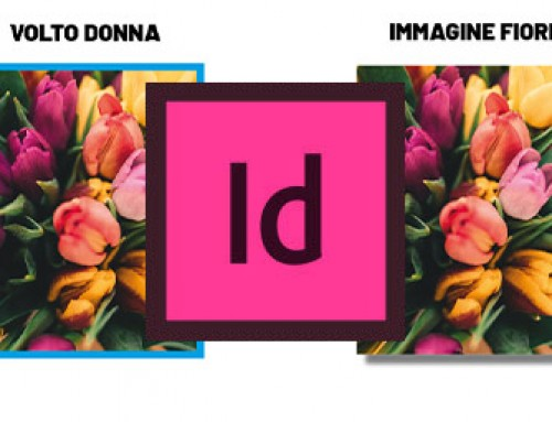 Invertire due immagini in InDesign